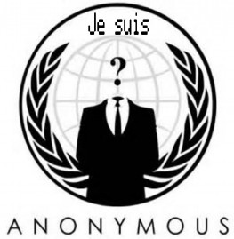 je suis anonymous